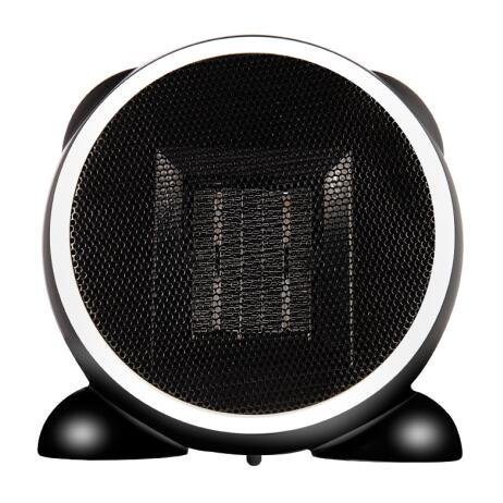 Miyaya 500W Portable heater Fan Heater space heater Desktop Heater with 2 Heat Settings, Cool Air Function & Adjustable Thermostat Ceramic Heaters Miyaya
