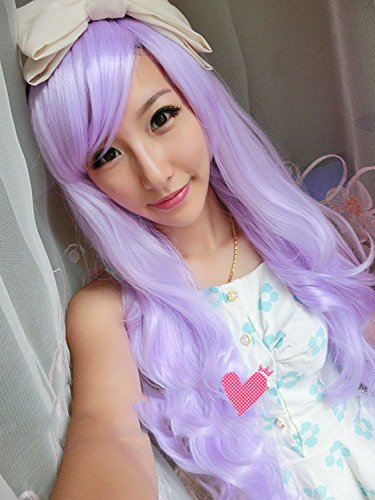 Womens Ladies Cosplay Costume Wig product image