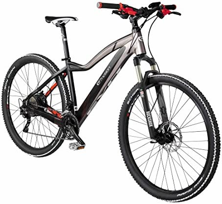 Bicicleta eléctrica BH EVO-29-2016 M, color rojo: Amazon.es ...