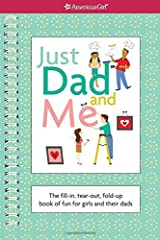 Just Dad and Me (American Girl) Spiral-bound