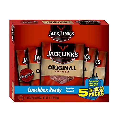 Jack Link's Original Protein On-the-Go Lunch Packs 5-0.625oz packs
