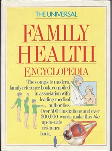 Book The Universal Family Health Encyclopedia