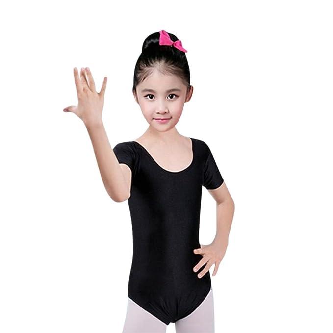 Amazon.com: fapizi Clearance niño Niña Bebé leotardos Ballet ...