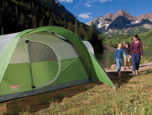 Coleman Montana 8-Person Tent, Green