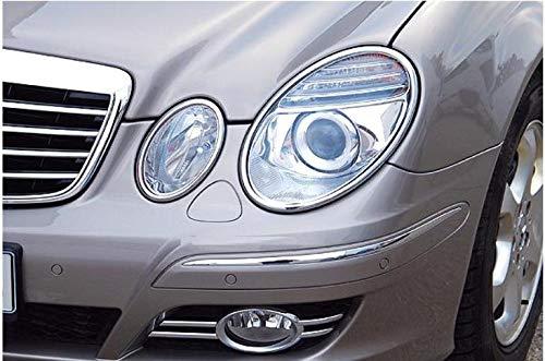 CKS Chrom Scheinwerfer Leisten Limousine Kombi Chrom 211 000 20
