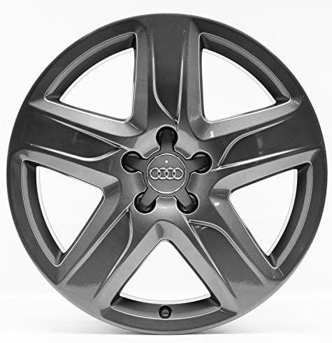 Audi A6 4 F C6 18 pulgadas Llantas Original Audi OE OEM Llantas 4 G9 de c: Amazon.es: Coche y moto