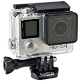 Go Pro 4 Video Camera, negro