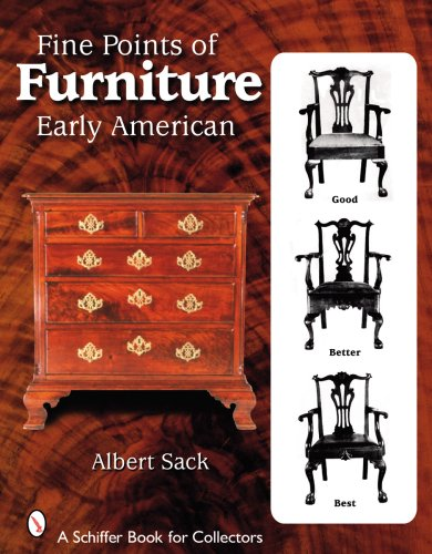 Early American Furniture - 6