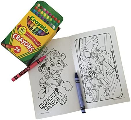 Amazon.com: Paw Patrol para colorear y actividad Libro ...