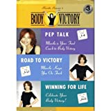 Marilu Henner's Body Victory: Fit & Firm Pilates Made Simple (DVD); Marilu Henner's Body Victory: Pep Talk / Road To Victory / Winning For Life (A 3 Audio Cd Set); and Body Victory 54 Page Cookbook (Body Victory)