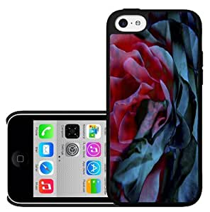 Colorful Abstract Rose Hard Snap on Phone Case (iPhone 5c)