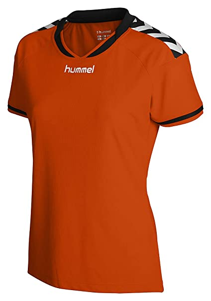 hummel Stay Authentic - Camiseta de fútbol para Mujer (poliéster ...
