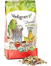 Vadigran Parrot Tropical, 1-pack (1 x 2,5 kg)