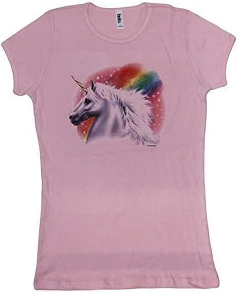 T Shirt Iron On 5 x 7 or 8 x 10 Unicorn  # 4