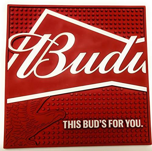 Budweiser Waitstation Bar Mat