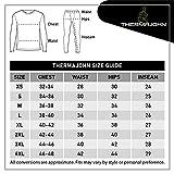 Thermajohn Men's Ultra Soft Thermal Underwear Long