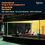 Bernstein: The Age of Anxiety Symphony, No. 2 / Bolcom: Piano Concerto