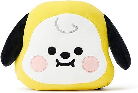 BT21 Official Merchandise by Line Friends KOYA Character Baby Face Flat Cushion