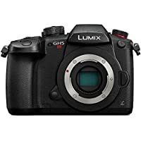 Panasonic Lumix DC-GH5S Mirrorless Micro Four Thirds Digital Camera With Panasonic Lumix G X Vario 12-35mm f/2.8 II ASPH. POWER O.I.S. Lens - Deal-Expo