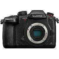 Panasonic Lumix DC-GH5S Mirrorless Micro Four Thirds Digital Camera With Panasonic Lumix G X Vario 12-35mm f/2.8 II ASPH. POWER O.I.S. Lens - Deal-Expo