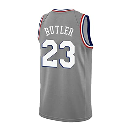 half off fc020 d359b Ati nice Basketball Uniform Philadelphia 76Ers #23 Jason ...