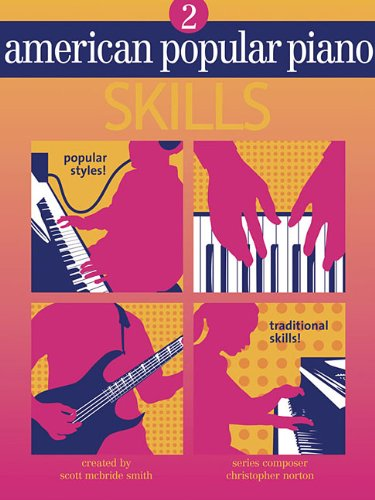 American Popular Piano - Skills: Level Two - Skills pdf epub
