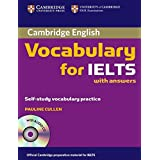 Cambridge Vocabulary for IELTS Book with Answers and Audio CD