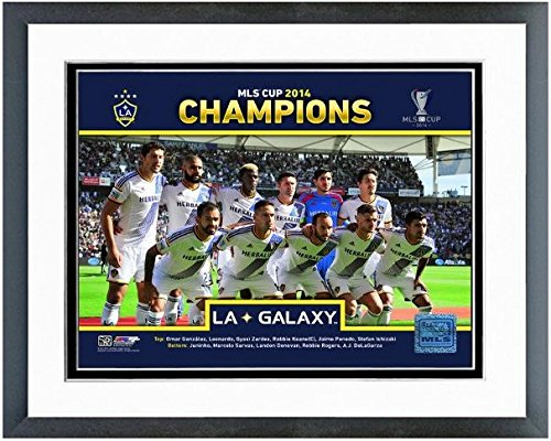 (Los Angeles Galaxy MLS Cup Champions Team Photo (Size: 12.5