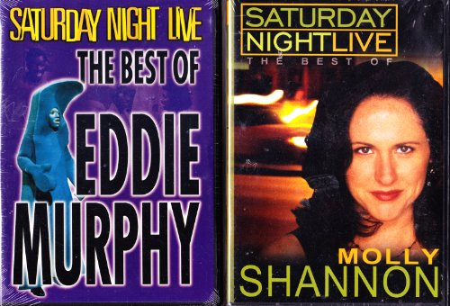 Saturday Night Live : The Best Of Eddie Murphy , The Best Of Molly Shannon : 2 Pack (Best Of Molly Shannon)