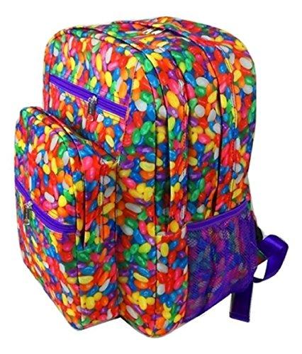 Top Trenz Inc 5 Zipper Backpacks