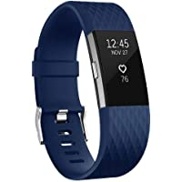 For Fitbit Charge 2 Bands, Adjustable Replacement Sport Strap Bands for Fitbit Charge 2 Smartwatch Fitness Wristband…