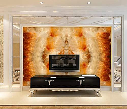 Mural Custom Wallpaper 3D Golden Palace European Style Art Wall Mural Living Room Bedroom Wallpaper,270Cm (H) X 350Cm (W)
