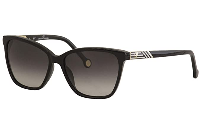 Amazon.com: CH Carolina Herrera SHE796 SHE/796 0700 - Gafas ...