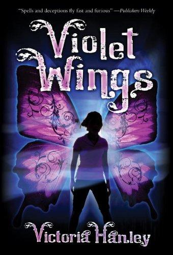 Amazon Com Violet Wings 9781606841594 Hanley Victoria Books