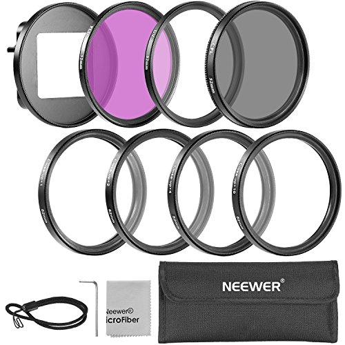 Neewer 52MM Filter Gopro Hero