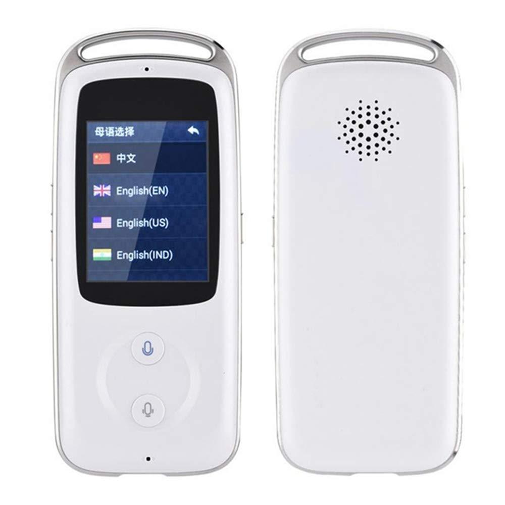 贈り物 2.4インチタッチスクリーンインスタントボイストランスレーターデバイス トランスレーション B07JJG77PZ 18言語スマート2ウェイWiFi。 B07JJG77PZ, オートウェアー:1efb0318 --- svecha37.ru