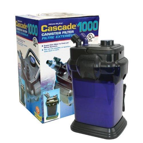 Cascade CCF3UL Canister Filter, 100 Gallon, 265gph