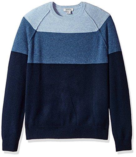 100% Cashmere Crew Sweater - 7