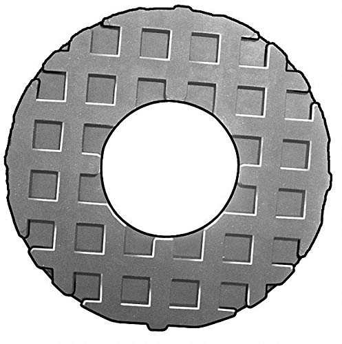 Washer, Waffle, Neoprene, 3/4 In, 0.312 Th - pack of 5