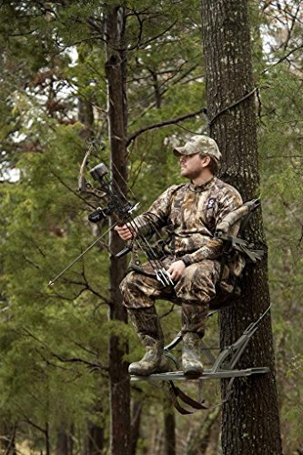 Summit Treestands 81117  Razor SD Climbing Treestand, Mossy Oak by Summit Treestands (Image #4)