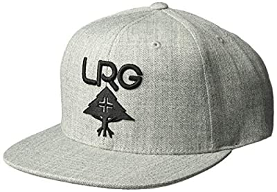 LRG Men's Research Group Snap Back by LRG