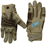 Outdoor Research Women's Air Brake Gloves, Cafe/Earth/Rio, Small