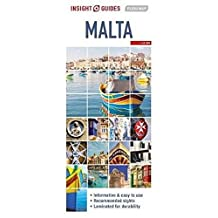 Insight Guides Flexi Map Malta