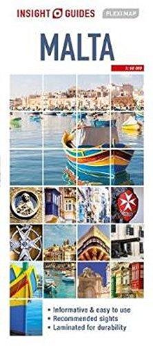 Insight Guides Flexi Map Malta (Insight Flexi Maps)