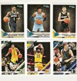 2019-20 Donruss NBA Basketball Complete Hand