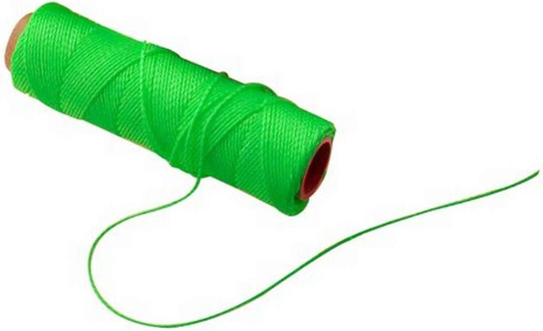 1000-Feet Green Bon Tool Bon 11-783 No.18 Braided Nylon Line