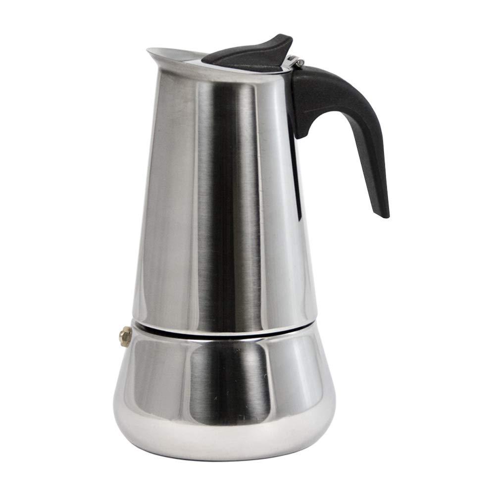 abm-idea hx801578 Cafetera 4 tazas, Color blanco: Amazon.es: Hogar