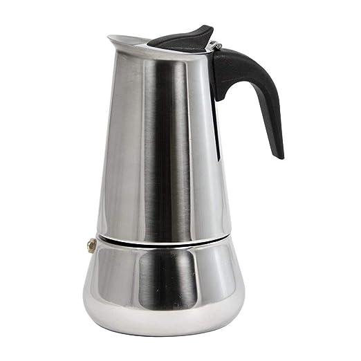 abm-idea hx801577 Cafetera 2 tazas, Color blanco: Amazon.es: Hogar