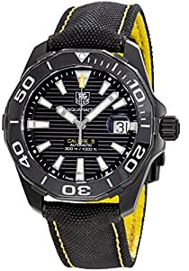 Tag Heuer Aquaracer swiss-automatic mens Watch WAY218A.FC6362 (Certified Pre-owned)