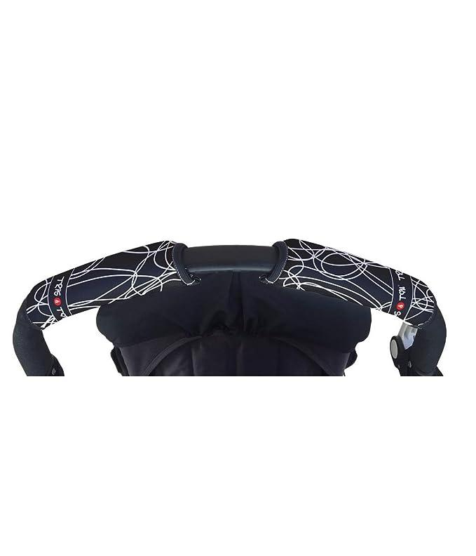 Tris & Ton - Funda cubre asa, empuñadura para silla de paseo